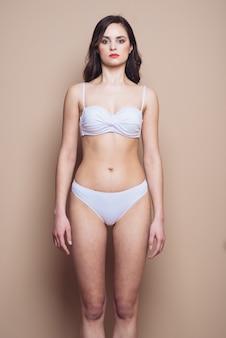 Профессиональная женская модельная оснастка для агентства beauty models