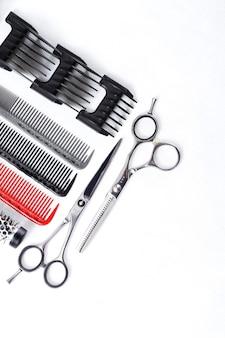 Профессиональные парикмахерские инструменты для стилистов и парикмахеров