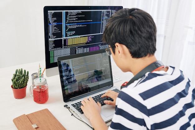 ティーンエイジャーのプログラミング