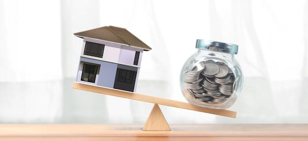Финансовая концепция инвестиций в недвижимость и ипотеки