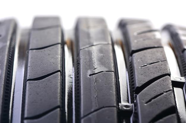 Протектор шины текстуры
