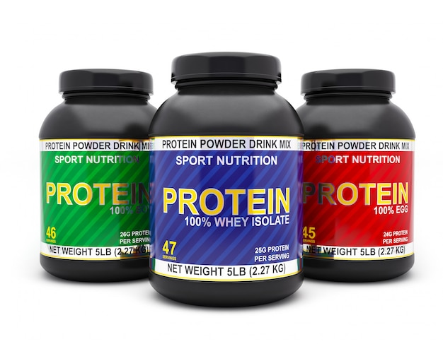 Protein jars isolated