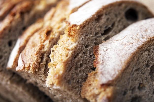 Prussian rye bread