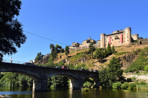 Puebla de sanabria, zamora province, castile and leon, spain