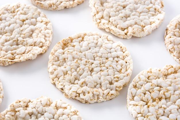 Воздушные рисовые лепешки
