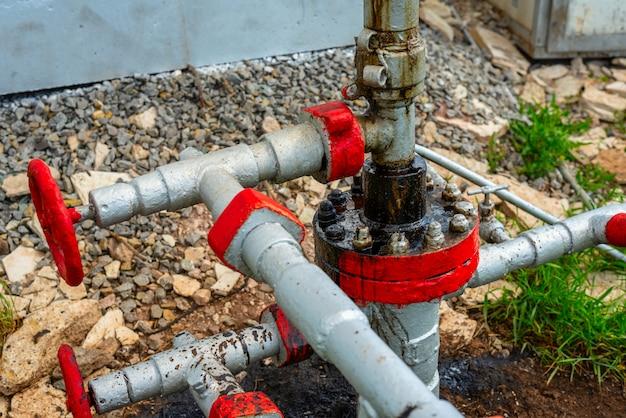 石油および天然ガス生産用のポンプ場要素