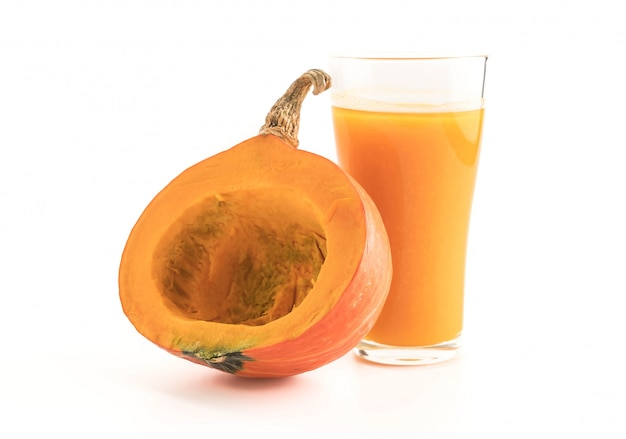 Pumpkin juice
