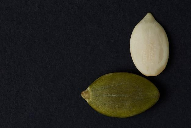 Семена тыквы имеют очень высокую пищевую ценность