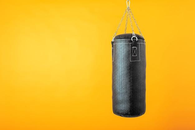 Боксерская груша с copyspace