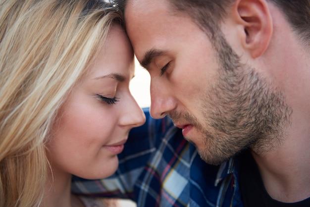 부부의 순수한 사랑