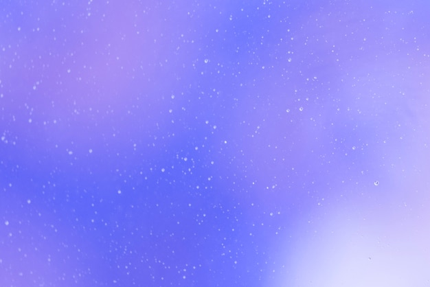 Purple abstract background with bubbles