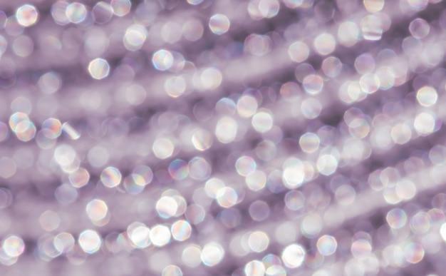 Фиолетовый абстрактный размытие расфокусированным фоном концепция праздников