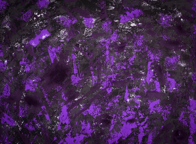 Purple background with dark patches of cement