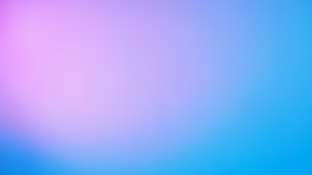 Purple cblue and pink pastel color background.abstract blurred gradient background. banner template.