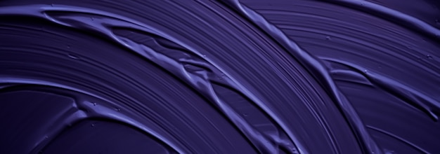 Фиолетовый крем текстура фон косметический продукт и макияж фон для роскошного бренда красоты праздник дизайн баннера абстрактное искусство стены или художественные мазки кистью