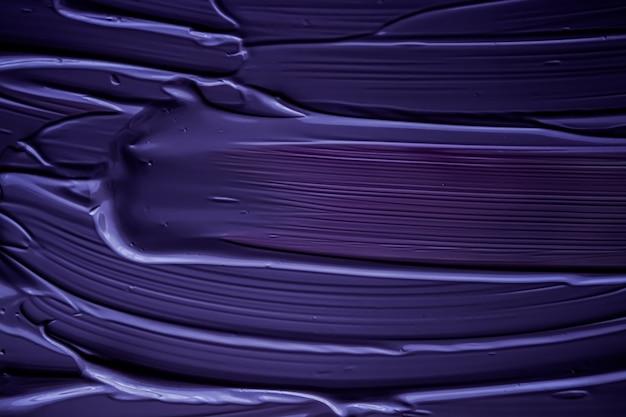 Фиолетовый кремовый фон текстуры косметический продукт и фон для макияжа для роскошного праздника бренда красоты ...