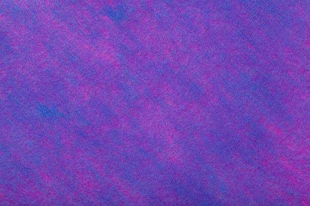 Purple of felt fabric. texture of woolen textile