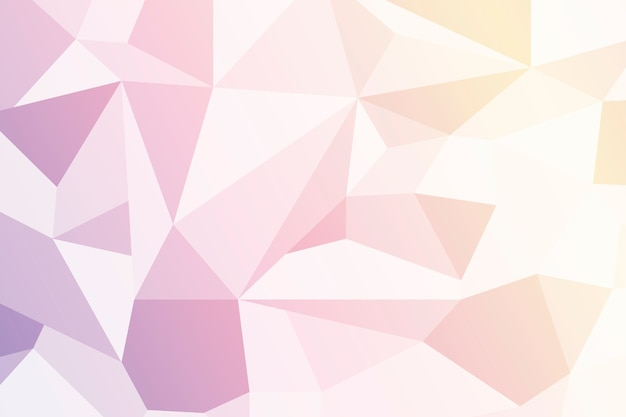 Purple geometric patterned background