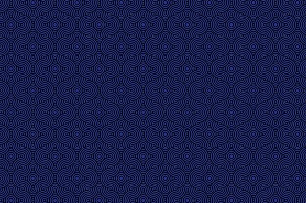 紫の幾何学的な質感。