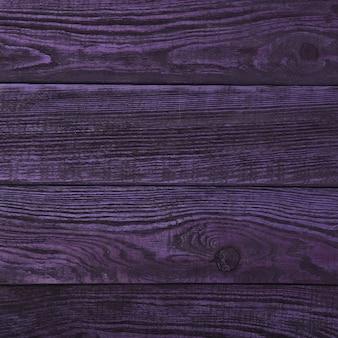 紫グランジ板木のテクスチャ表面の背景