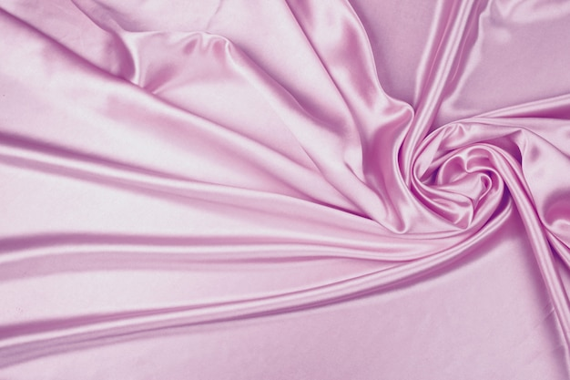 Purple luxury satin fabric texture for background