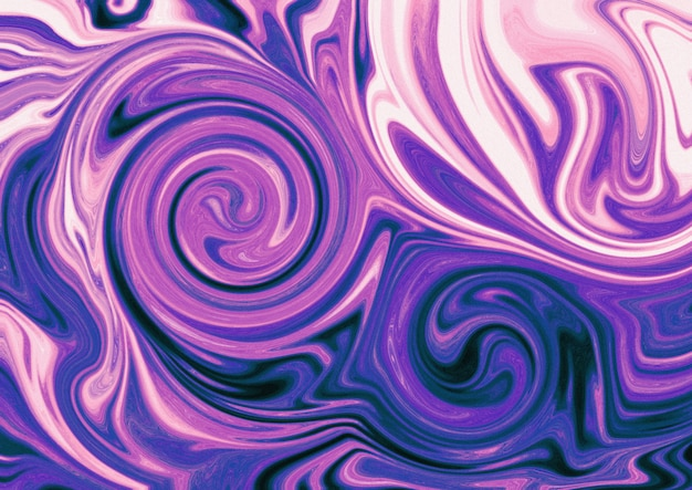 Purple marbled abstract background