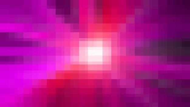 紫のモザイク抽象的なテクスチャ背景、グラデーション壁紙のパターン背景