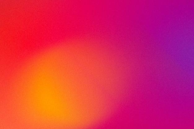 Фиолетовый оранжевый розовый и красный абстрактный градиентный фон