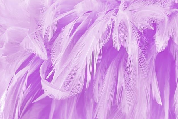 Фиолетовая пастельная текстура с рисунком крыла