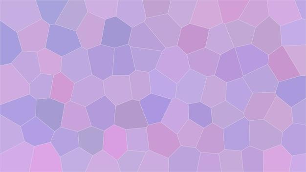 紫パステルモザイク抽象的なテクスチャ背景、グラデーション壁紙のパターン背景