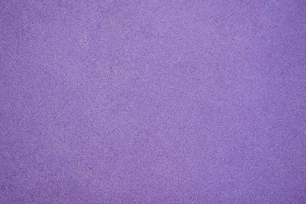 Purple rubber coating of playground texture