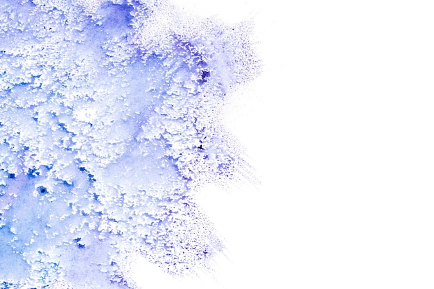 Purple texture watercolor on white background