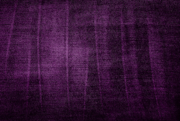 Purple vintage fabric texture