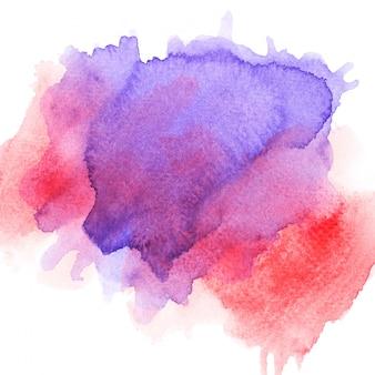 紫watercolour.brushイメージ