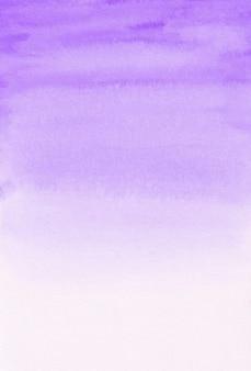 Фиолетовый акварельный фон, бумага, акварельные текстуры
