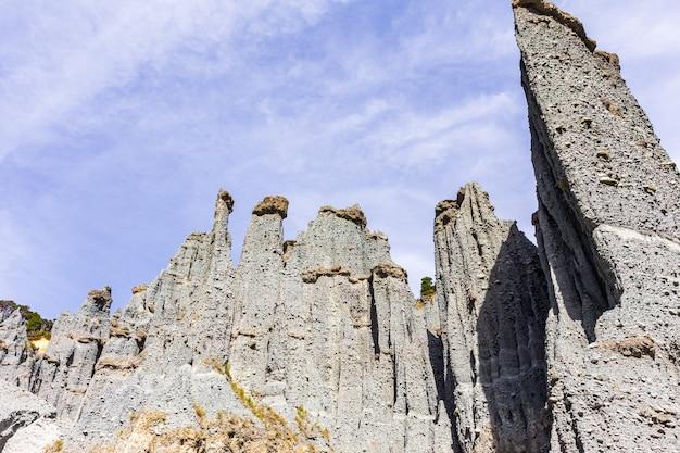 Путангируа вершины. северный остров, новая зеландия
