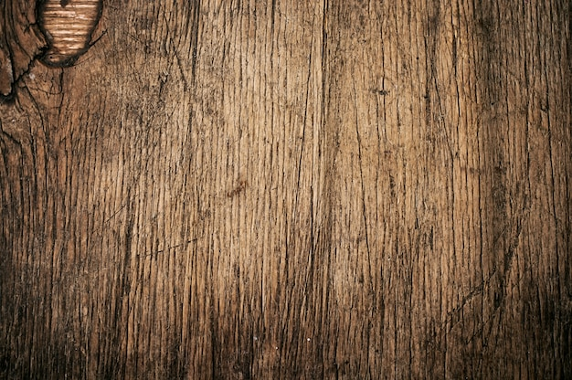 Putrescency texture outdated wooden background in vintage style