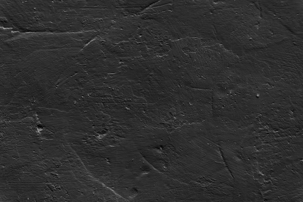 Putty black wall