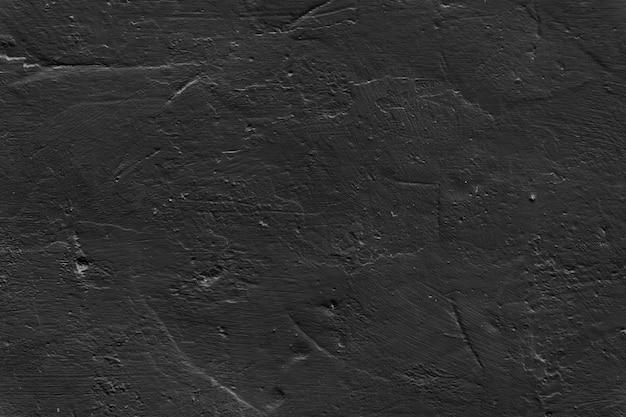 Шпатлевка черная стена