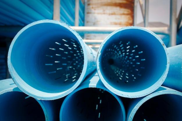 Пвх экран трубы обсадные трубы для погружного насоса