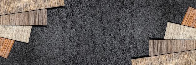 ビニールタイルのビニールフローリングコレクションのpvcビニールフロアサンプルdiyホームアイテム