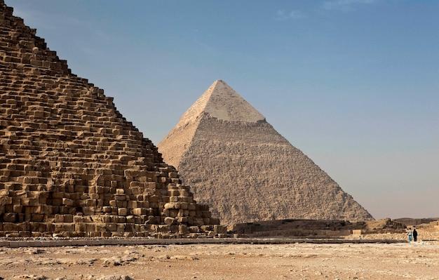 기자의 피라미드