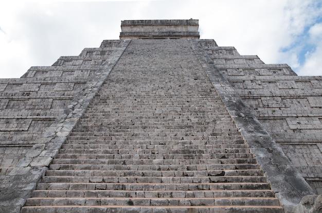 Pyramid stair