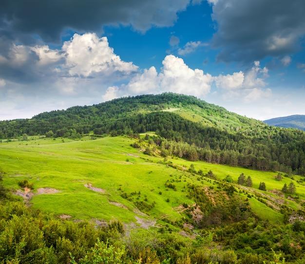 Пиренеи горы пейзаж