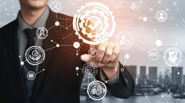 Qa品質保証と品質管理のコンセプト