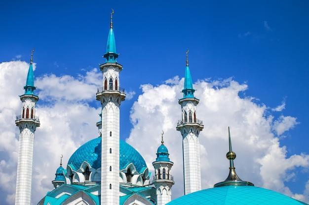 ロシアのカザンにあるqol sharifモスク