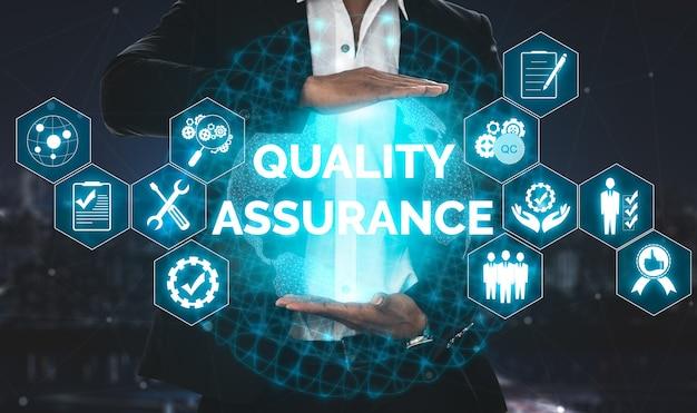 품질 보증 및 품질 관리 개념