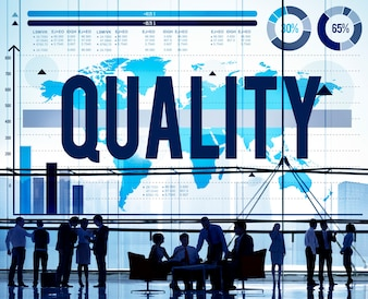 Quality Guarantee Satisfaction Best Excellence Concept