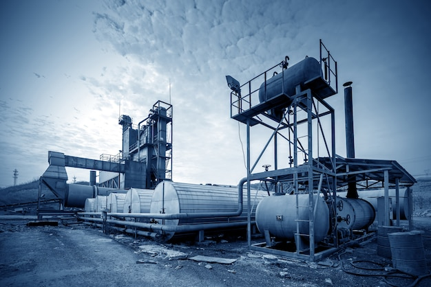Quarry machine