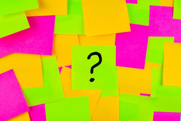 Вопросы отметьте (?) слово в бумажной записке часто. часто задаваемые вопросы (часто задаваемые вопросы), ответы, вопросы и ответы, коммуникация и мозговой штурм, международный задать вопрос концепции дня